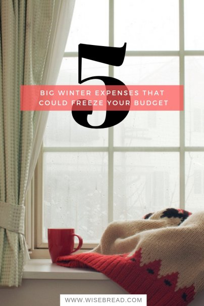5 Big Winter Expenses That Could Freeze Your Budget