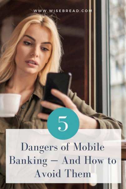 Mobile banking makes organising your personal finances easier, and more convenient. But with that, comes with the increased risk of having your private data and accounts hacked. Here are the tips and ideas to protect yourself and your cash.   #moneymanagement #mobilebanking #finances