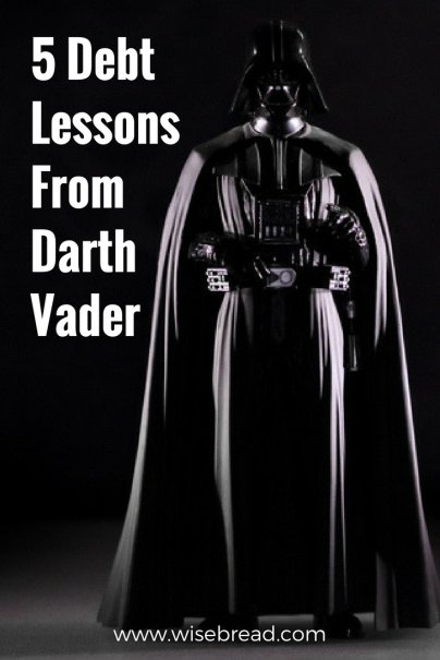 5 Debt Lessons From Darth Vader