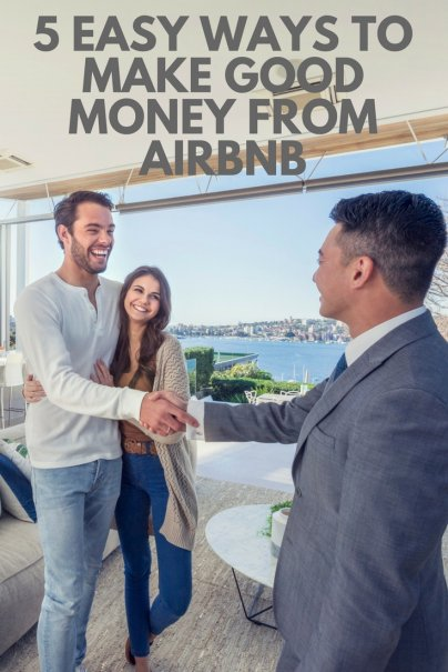 5 Easy Ways to Make Good Money From Airbnb