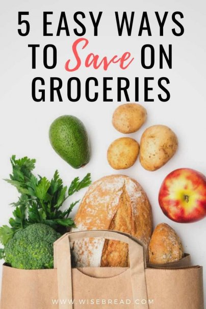 Do you need to cut your budget, and fast? Here are some ways you can dramatically cut your grocery bill in a pinch to redirect some of your hard earned dollars elsewhere. | #cheapgroceries #savemoney #frugaltips