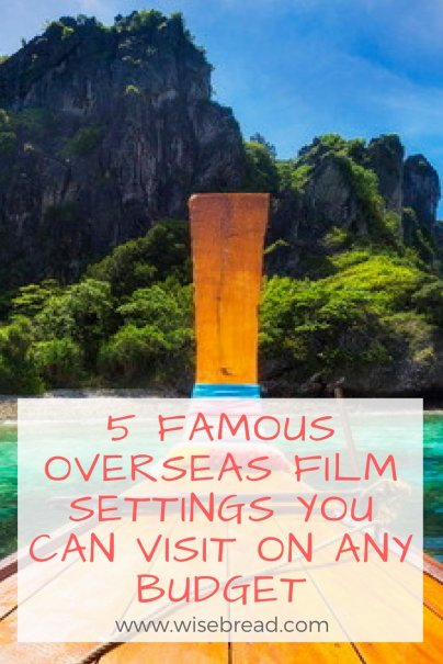 5 Famous Overseas Film Settings You Can Visit on Any Budget