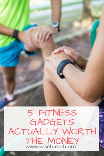 5 Fitness Gadgets Actually Worth the Money