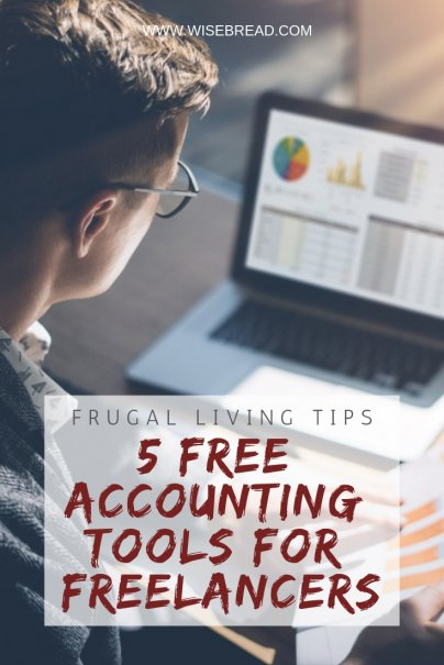 5 Free Accounting Tools for Freelancers