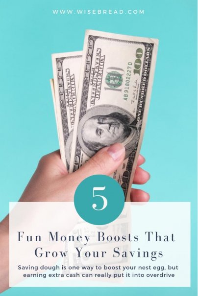 5 Fun Money Boosts That Grow Your Savings