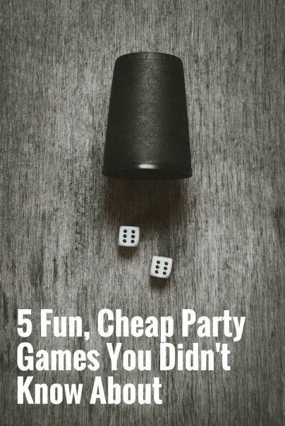 5 Fun, Cheap Party Games You Didn't Know About