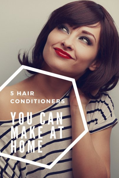 5 Hair Conditioners You Can Make at Home