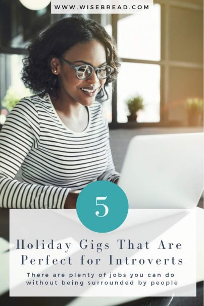 5 Holiday Gigs That Are Perfect for Introverts