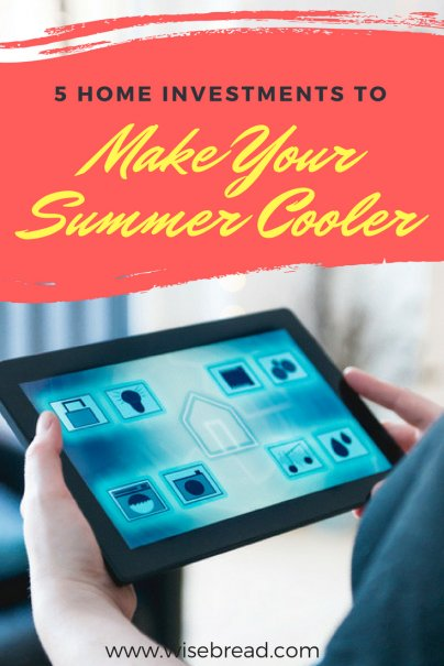 5 Home Investments to Make Your Summer Cooler