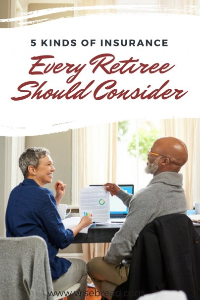 5 Kinds of Insurance Every Retiree Should Consider