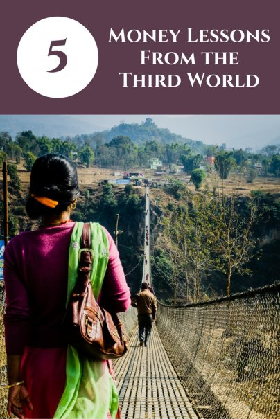 5 Money Lessons From the Third World