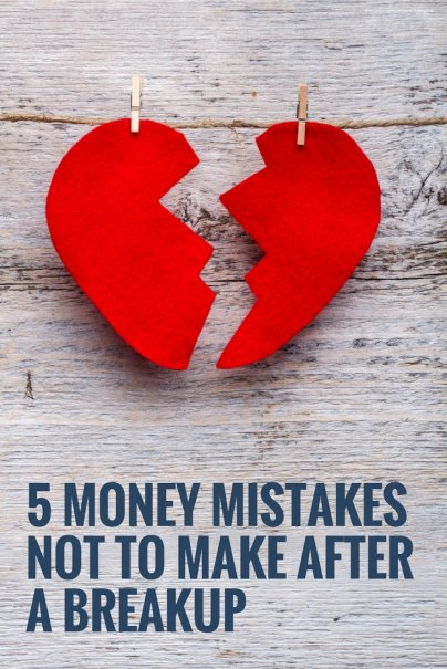 5 Money Mistakes Couples Who Live Together Might Make After a Breakup
