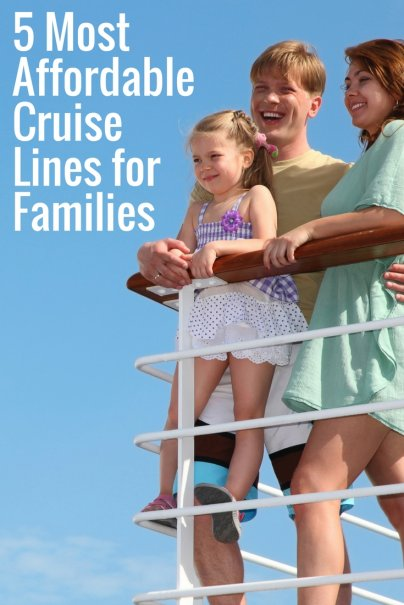 5 Most Affordable Cruise Lines for Families