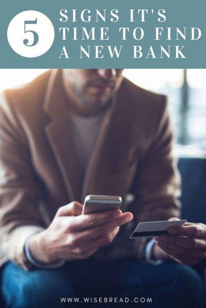 Are you bank maintenance fees getting expensive? Or are the ATM fees too high? Here are 5 reasons why you may need to switch banks to save money, and better your personal finance. | #banking #savemoney #moneyhacks