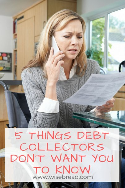 5 Things Debt Collectors Don't Want You to Know