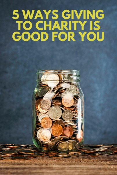 5 Ways Giving to Charity Is Good for You