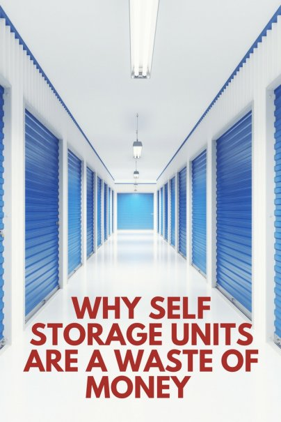 5 Ways Self Storage Units Are More Sad Museums Than Savvy Solutions