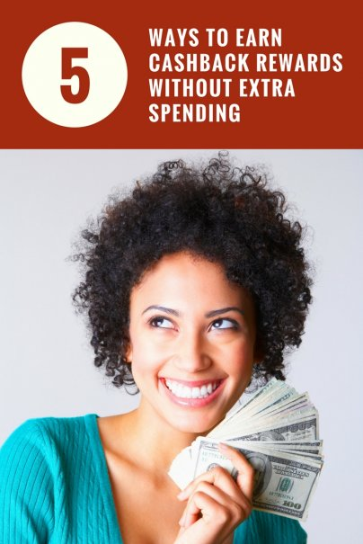 5 Ways to Earn Cashback Rewards Without Extra Spending