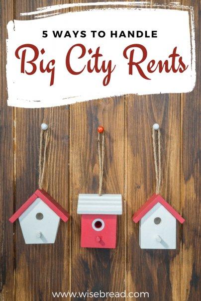 5 Ways to Handle Big City Rents