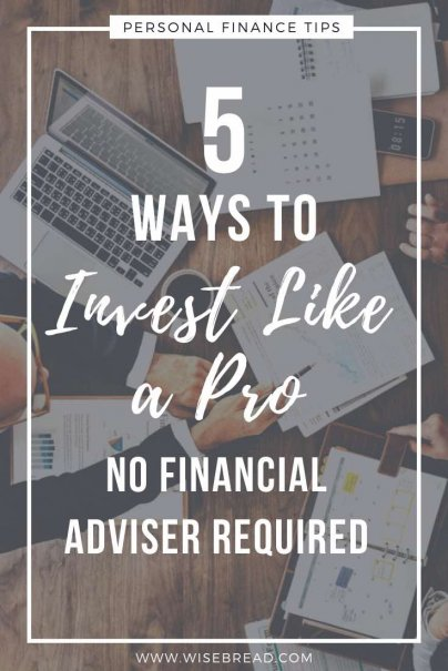 Investing can be intimidating. There's a unique language, with expense ratios, ETFs, and dollar-cost averaging. But with the following five tips, you'll be well on your way toward becoming a confident, successful, do-it-yourself investor. | #investing #personalfinance #financetips