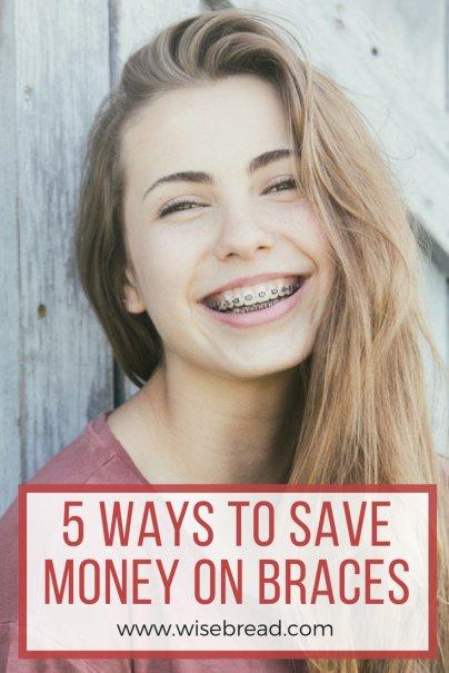 5 Ways to Save Money on Braces