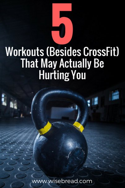 5 Workouts (Besides CrossFit) That May Actually Be Hurting You
