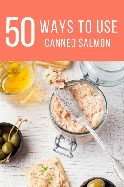 50 Ways to Use Canned Salmon