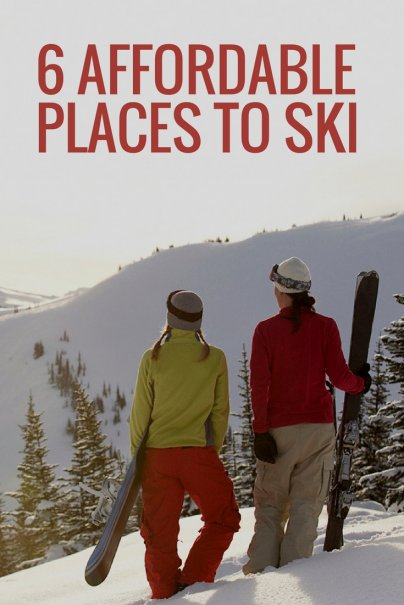 6 Affordable Places to Ski