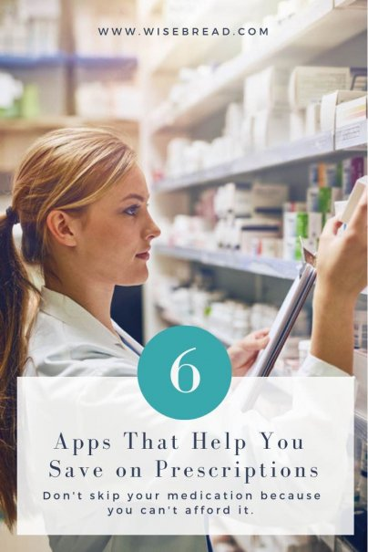 6 Apps That Help You Save on Prescriptions