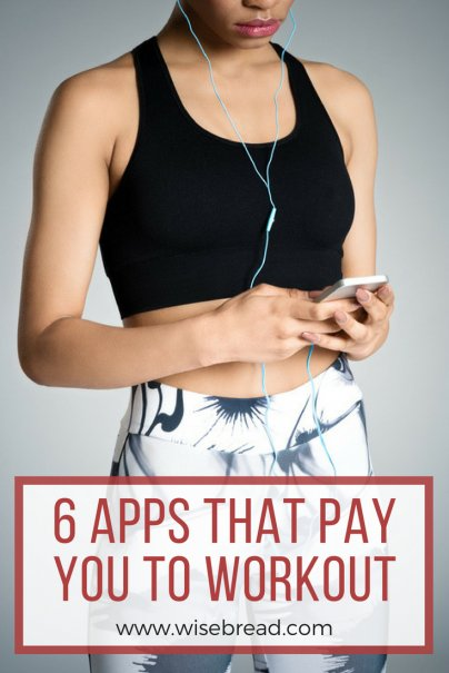 6 Apps That Pay You to Workout