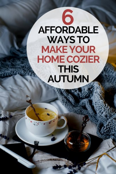 6 Easy, Affordable Ways to Make Your Home Even Cozier This Autumn