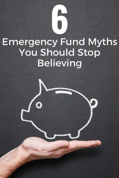 Emergency Fund Myths You Should Stop Believing