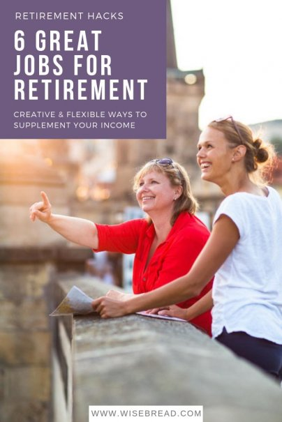 6 Great Retirement Jobs
