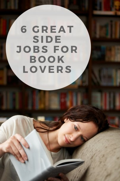6 Great Side Jobs for Book Lovers