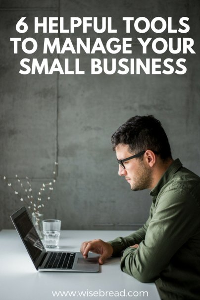 6 Helpful Tools to Manage Your Small Business