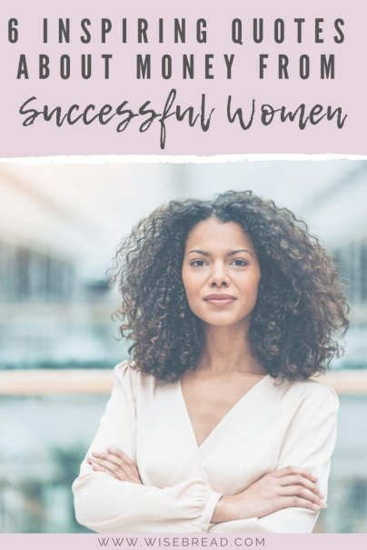 We've got the quotes from female financial gurus that will give you motivation to improve your lives, careers, and personal finances. These inspirational words of wisdom, will help you work hard on your business dreams, and give you strength to believe in yourself! | #successfulwomen #financialquotes #womenquotes