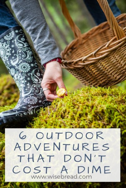 6 Outdoor Adventures That Don't Cost a Dime