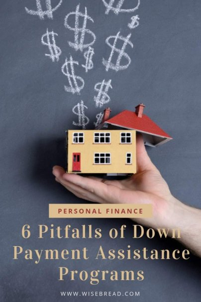 Looking into down payment assistance programs to pay off your first time home? There are some struct requirements to get these grants or forgivable loans. These are the pitfalls you need to know before you apply for that extra cash! | #downpayment #homebuyers #realestate