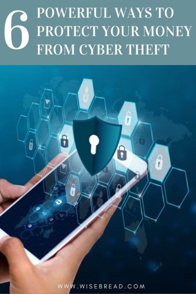 With cyber attackers still at large, in our technology driven world, its important to take measures to protect yourself and your financial data. Take these 6 steps to keep cyber thieves away, and your money safe. | #cyberattack #moneymanagement #lifehacks
