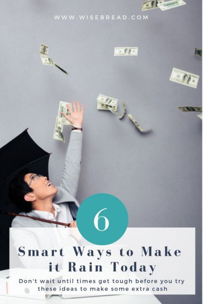 6 Smart Ways to Make It Rain Today