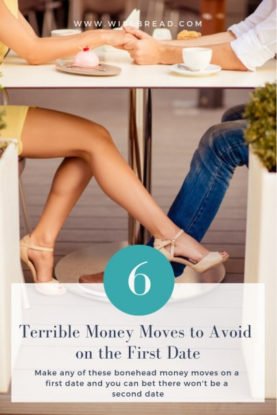 6 Terrible Money Moves to Avoid on the First Date