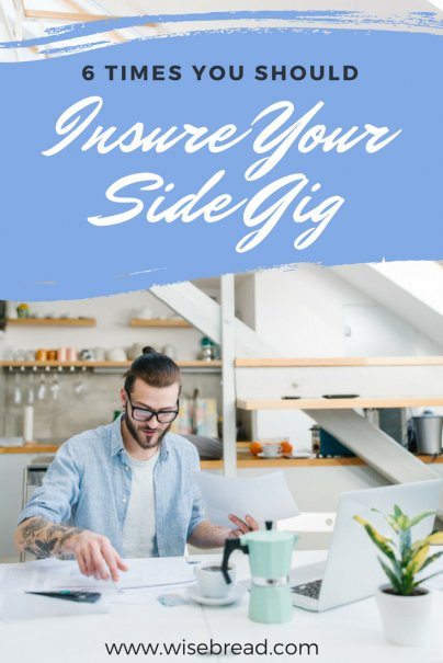 6 Times You Should Insure Your Side Gig