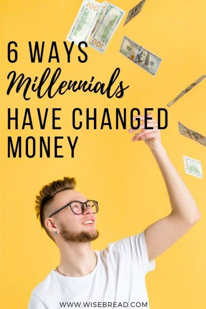Millennials have been changing the face of money. From the monetisation of ideas, to digital currency, these are what millennials have been doing. | #financetips #moneymatters #personalfinance