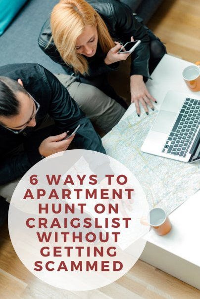 6 Ways to Apartment Hunt on Craigslist Without Getting Scammed