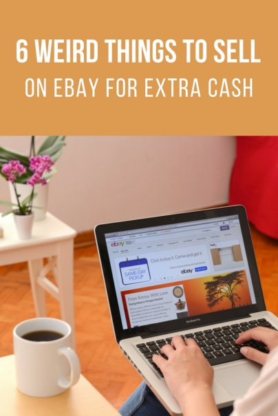 6 Weird Things to Sell on eBay for Extra Cash