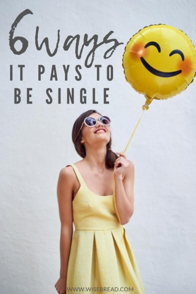 There are a lot of financial advantages of being single, from easier meal planning, cheaper housing costs, to not having to stress over a partners credit situation. We take a look at a single budget, and why you may have extra money living this lifestyle.   #singleincome #personalfinance #moneymatters