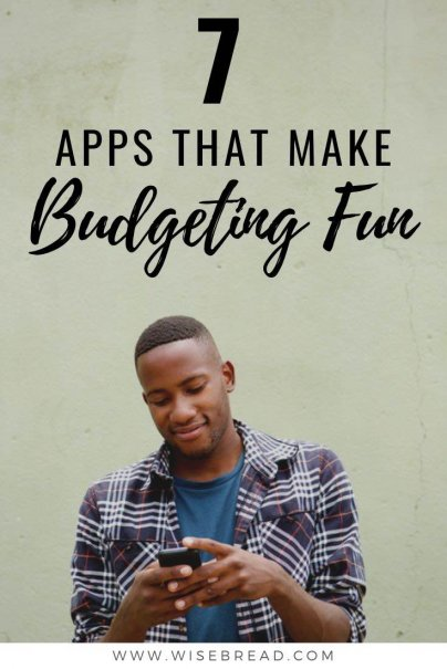 Did you know that budgeting can be fun? Tracking your expenses and savings doesn't need to be tedious. We've got 7 apps that will take the boredom out of budgeting, so you can have better money management skills, and save extra money! | #budgeting #budgettips #financetips