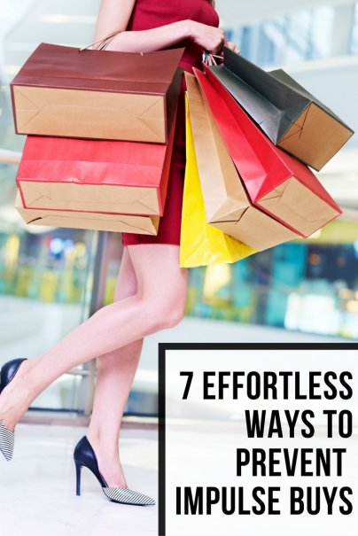 7 Effortless Ways to Prevent Budget-Busting Impulse Buys