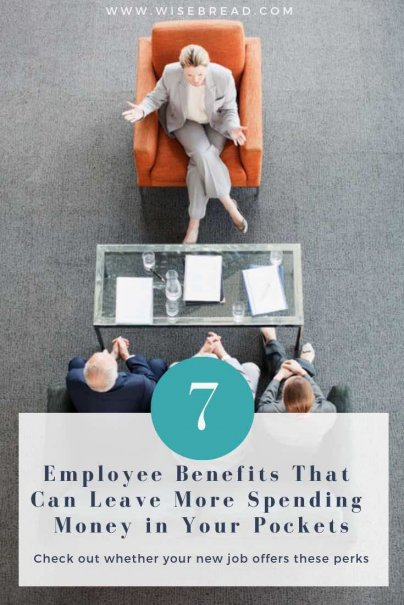 7 Employee Benefits That Can Leave More Spending Money in Your Pockets