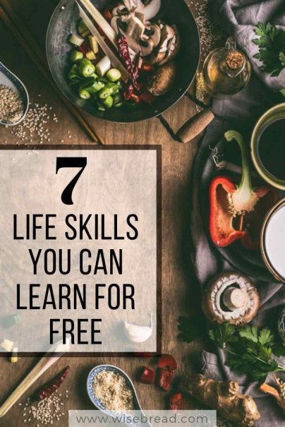 7 Life Skills You Can Learn for Free
